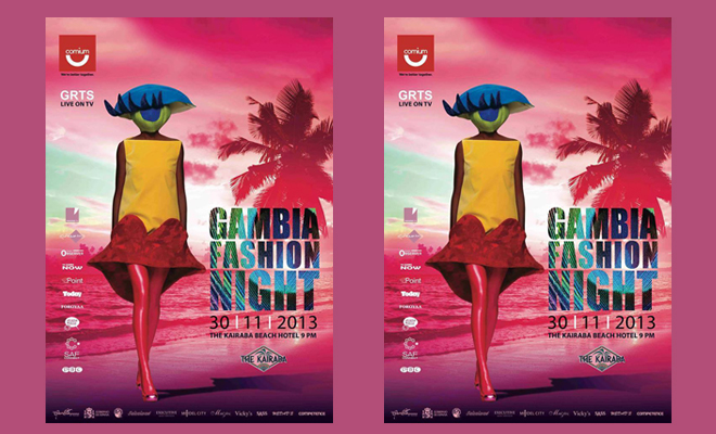 Gambia Fashion Night