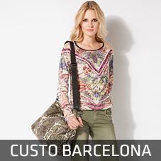 Stocks de ropa Custo Barcelona al por mayor